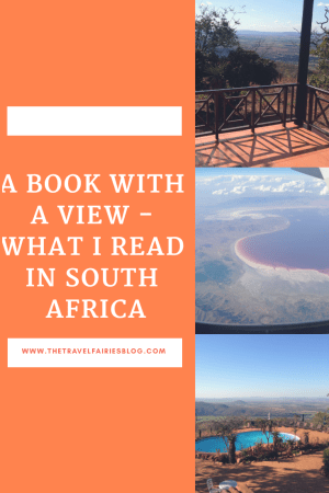 A BOOK WITH A VIEW - what I read in South Africa. #bookreview #booksuggestions #southafrica