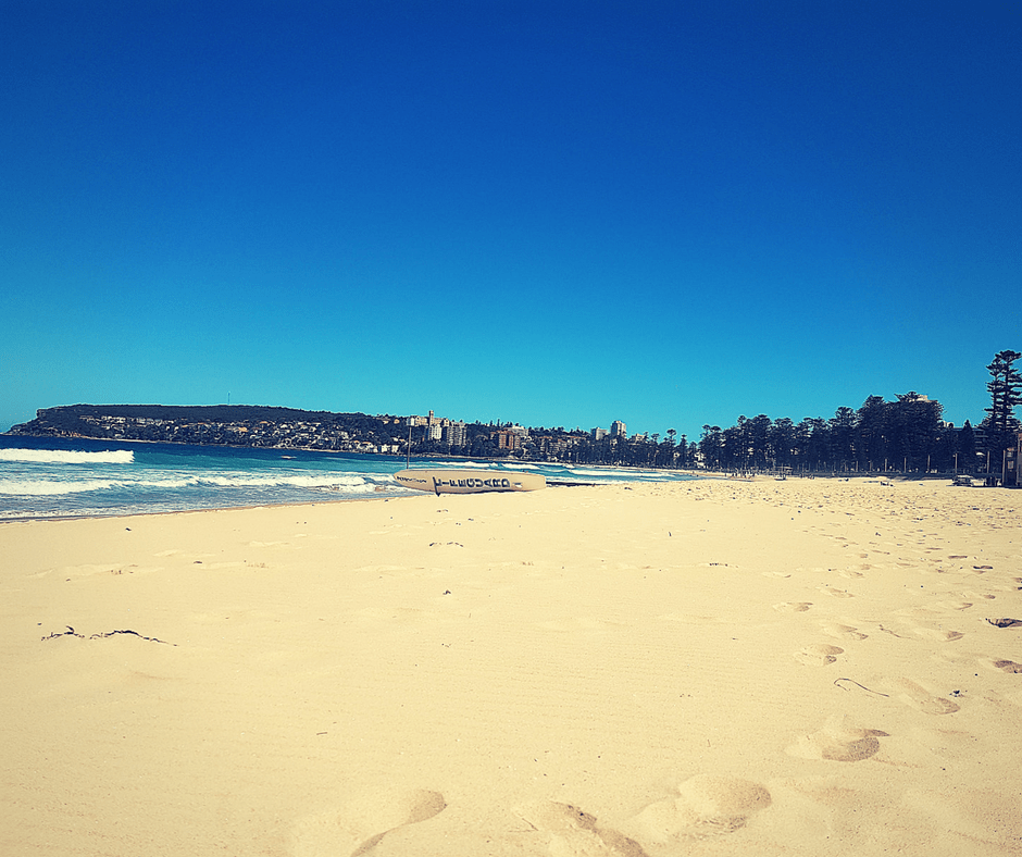 Free things to do at Sydney - Manly Beach