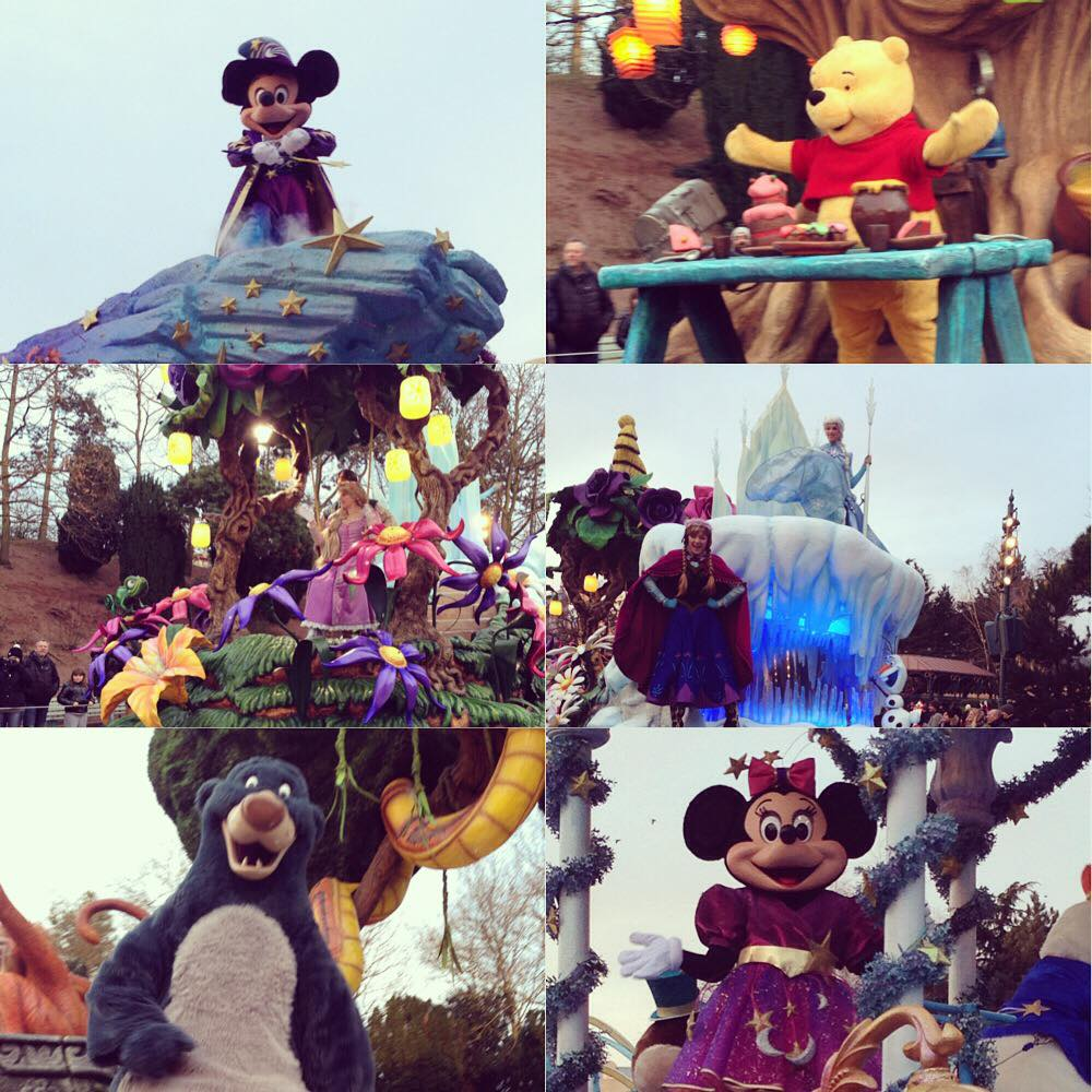 8 Reasons why Disney is not just for kids. Disney Parade Floats