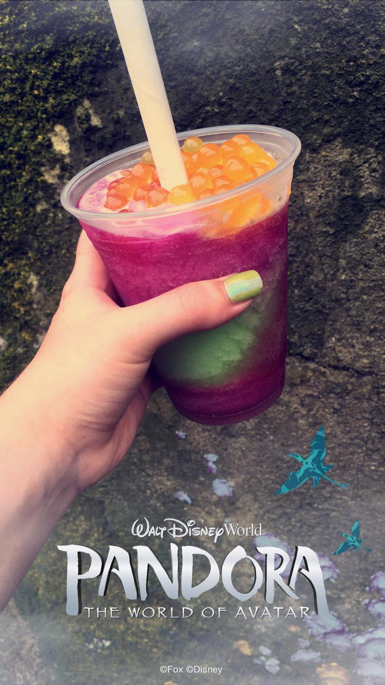 8 Reasons why Disney is not just for kids. Pandora slushies