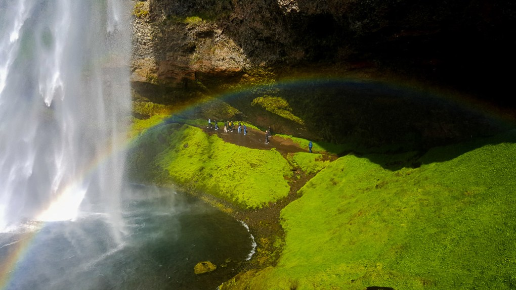 Bucket list Day trips from Reykjavik, Iceland - Seljalandsfoss