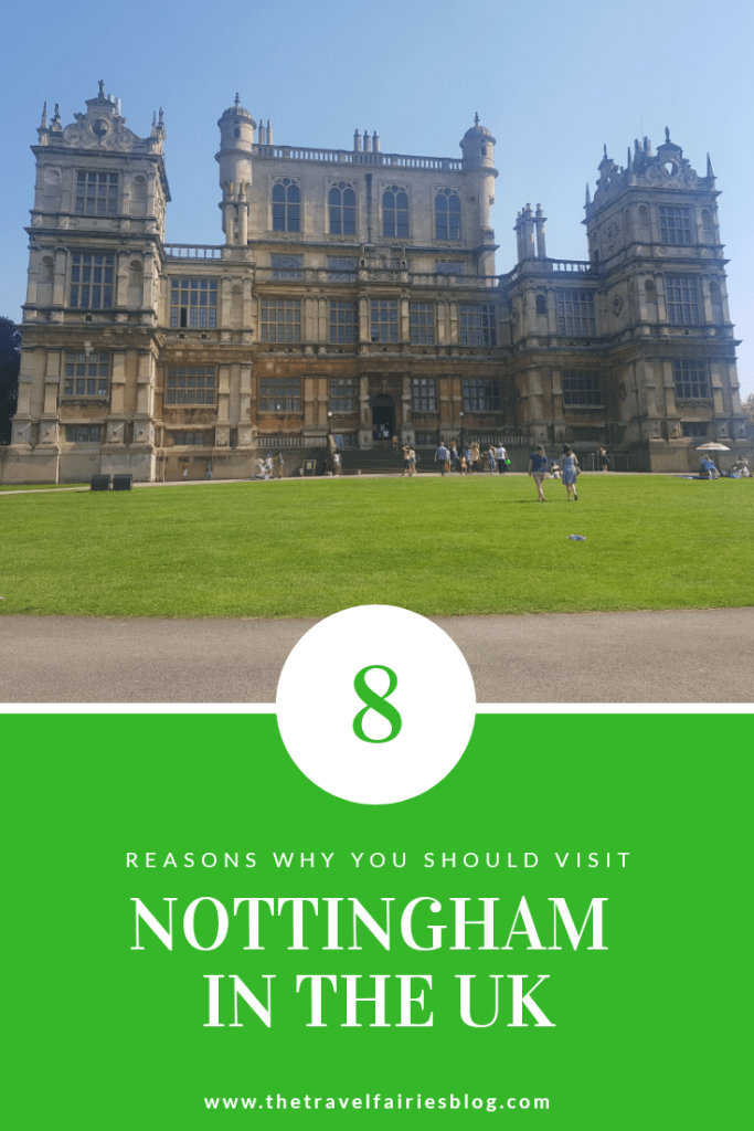 8 Reasons why you should visit Nottingham on your next trip to the UK. Don't miss out on these things to do and places to go. #uk #europe #travel #europetravel