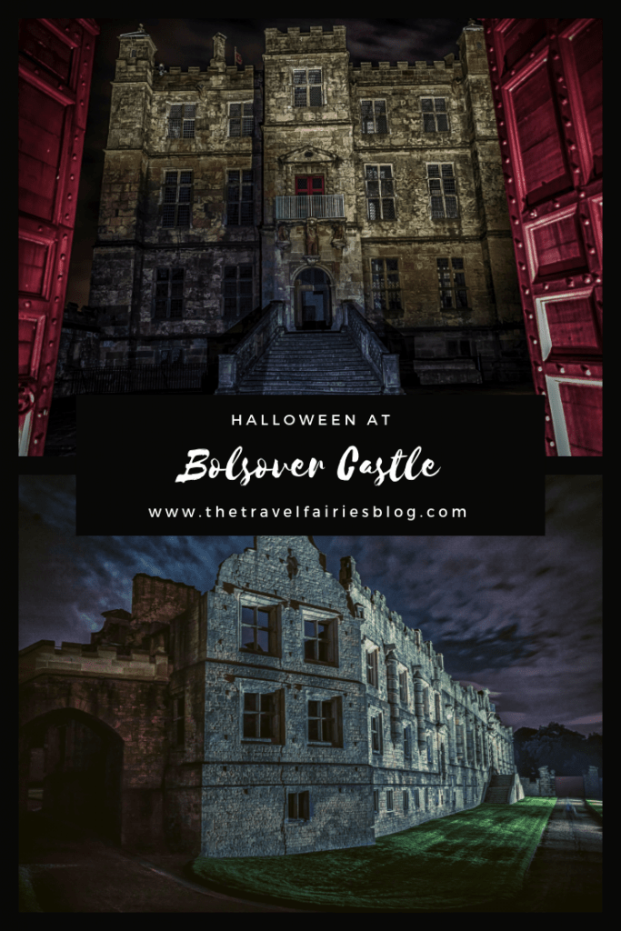 Review of Bolsover Castle Fright Night | Visit Bolsover Castle, a 12th century house and castle in the heart of the Peak District, Derbyshire, England | Not far to travel from Derby, Bolsover Castle is the perfect place to spend Halloween | One of the most haunted places in the United Kingdom | Add it to your Halloween ideas and activities as one of the best things to do this year in Derbyshire #england #peakdistrict #darktourism #halloween
