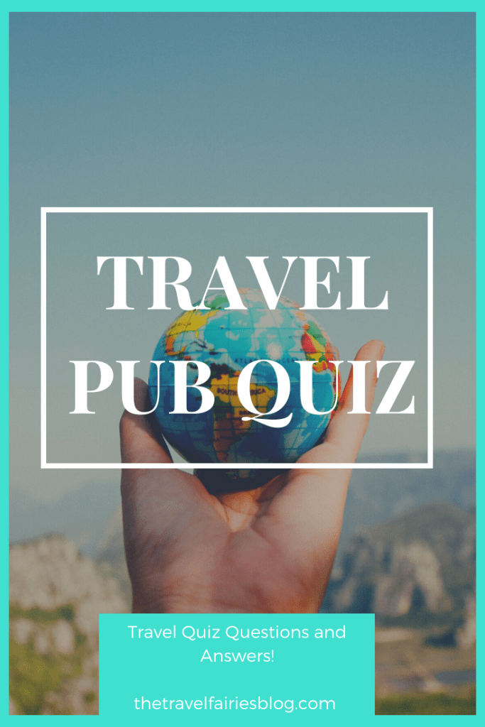 Host your own #pubquiz or test your #travelknowledge with this ultimate #travelquiz Try our fun and free quiz but watch out fir some difficult questions! Vheck out these travel questions and answers!