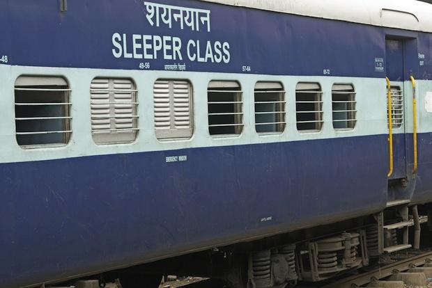 Indian Railway Food Order