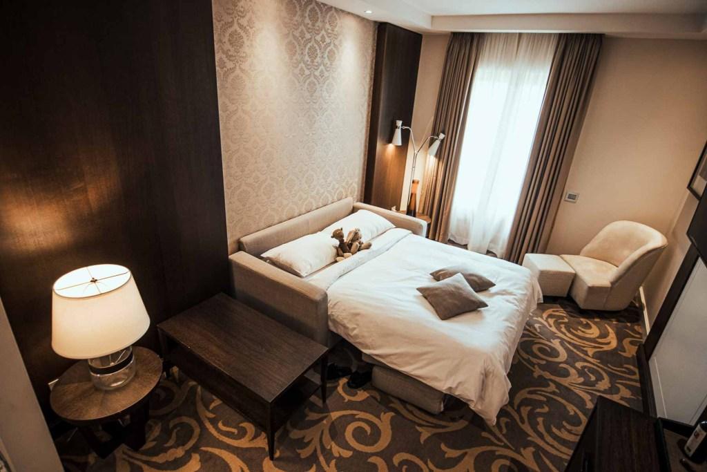 Luxus Familien Urlaub in der Toskana Renaissacne Hotel Marriott Suite The Travel Happiness Reiseblog Marriott