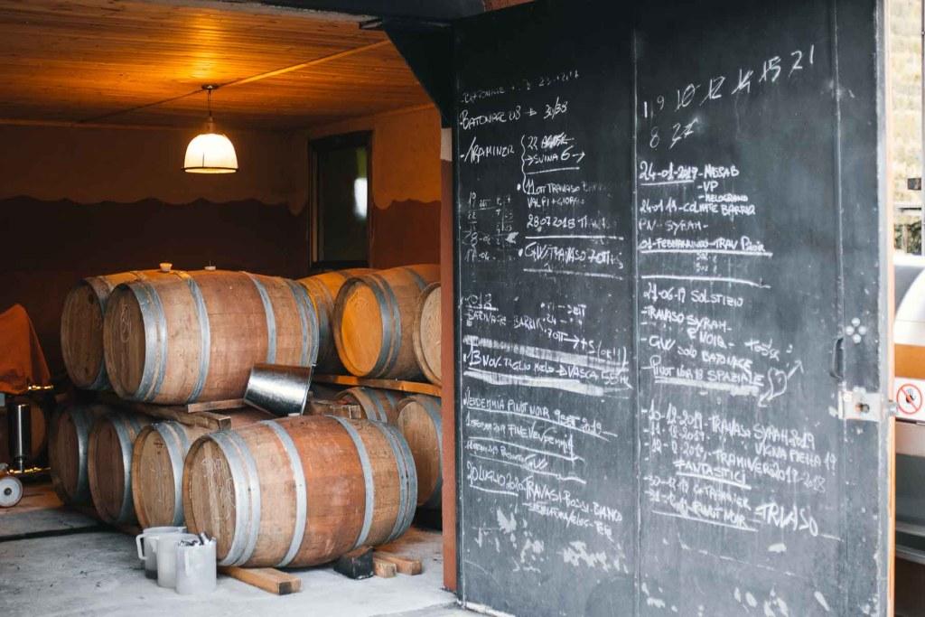 Weinverkostung Lucca Toskana