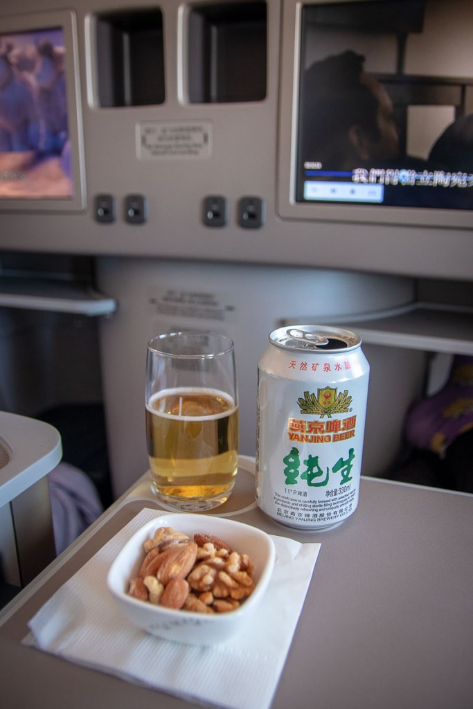 Air China Boeing 747-8 Business Class Service-2