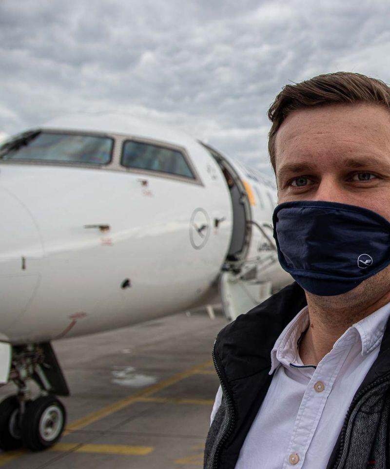 Fliegen während Corona Lufthansa Blog Feature Image