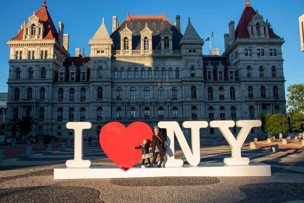 Indian Summer Roadtrip Albany New York-4