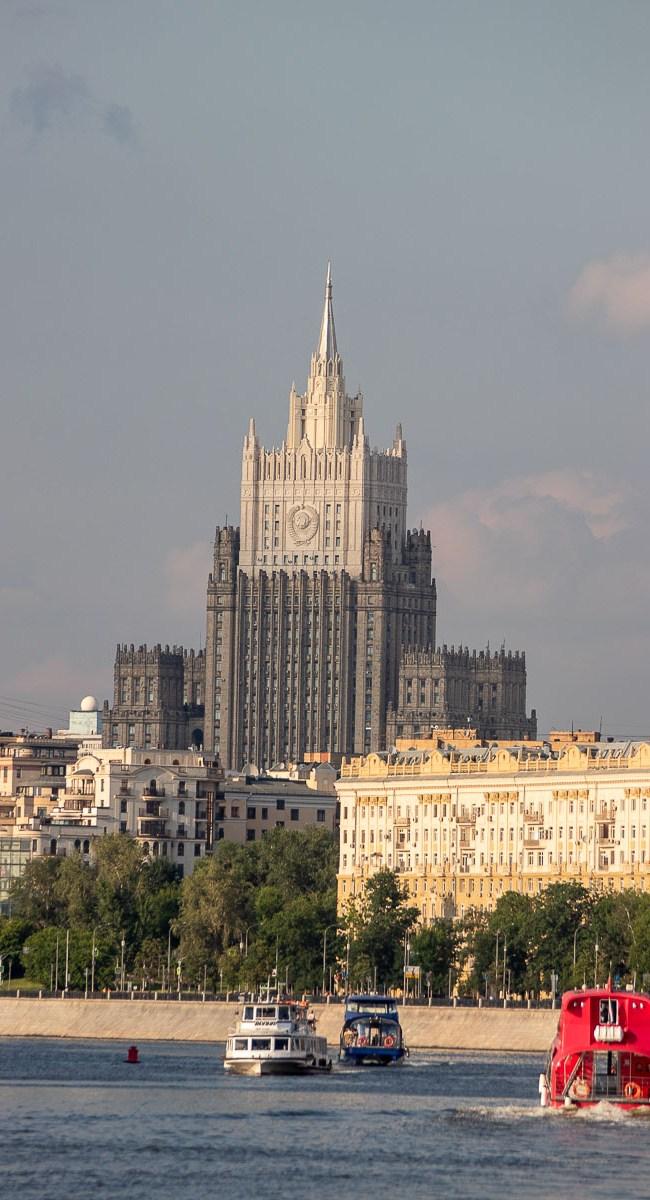 Moskau die schönestem Sehenswürdigkeiten mit Kind Roter Platz Kreml Gum-16