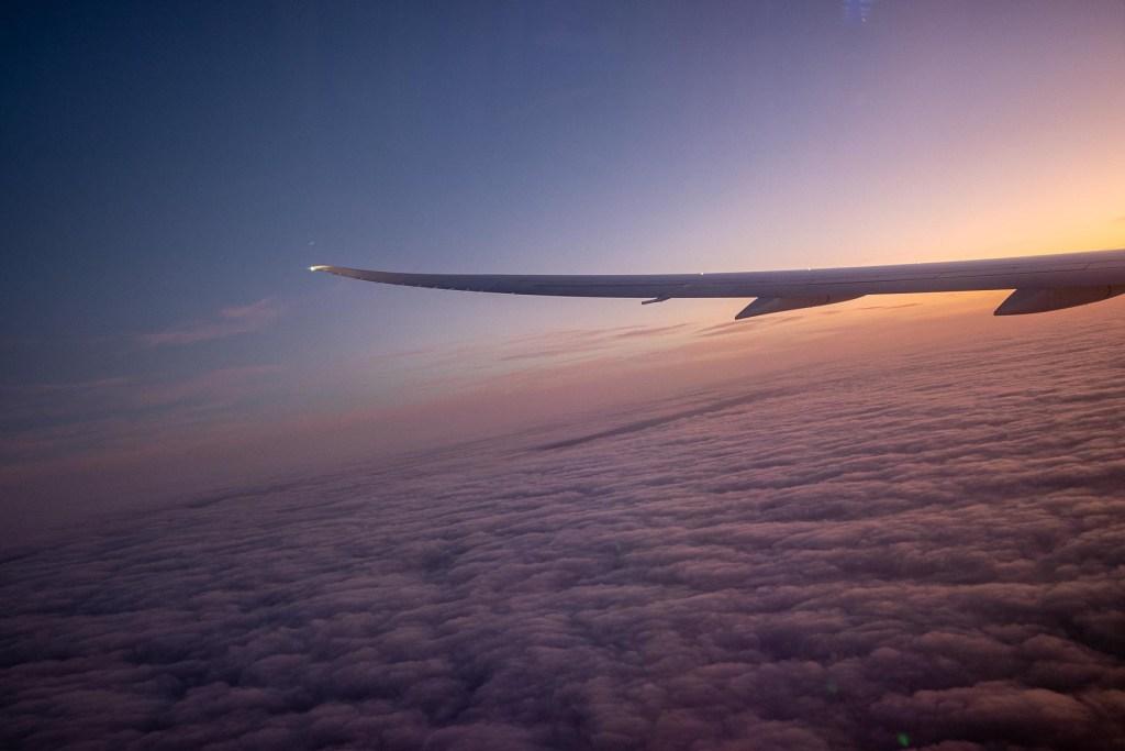 United Airlines Basic Economy Class Service und Mahlzeit-7