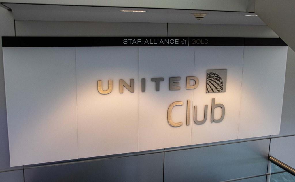 United Club Lounge Newark Airport Terminal C-2