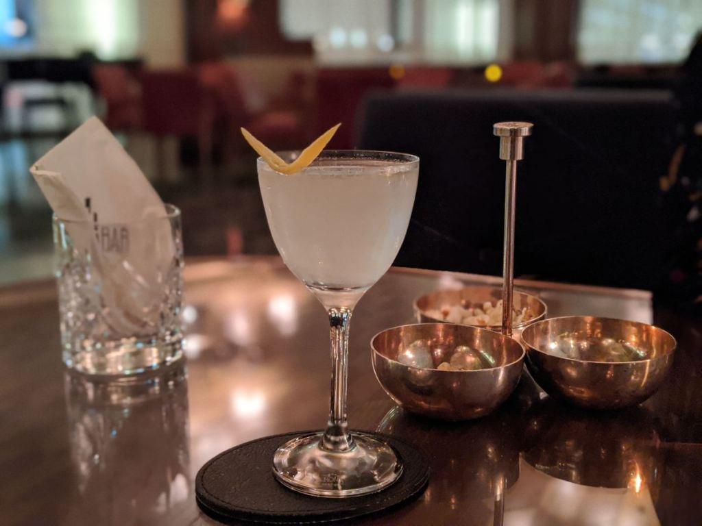 Waldorf Astoria Berlin Lang Bar Drinks