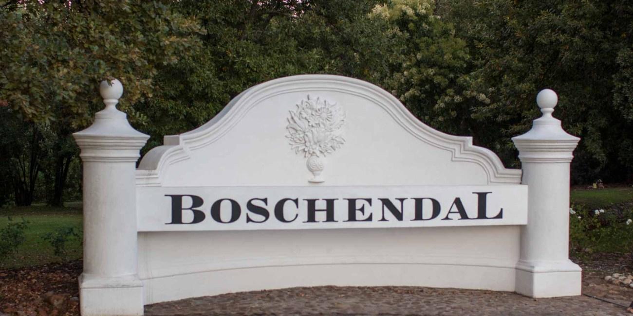 Wine tasting Südafrika Boschendal Farm