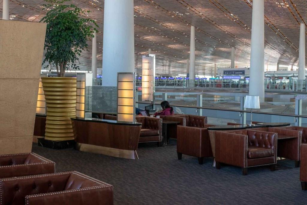 Air China First Class Lounge Peking-2
