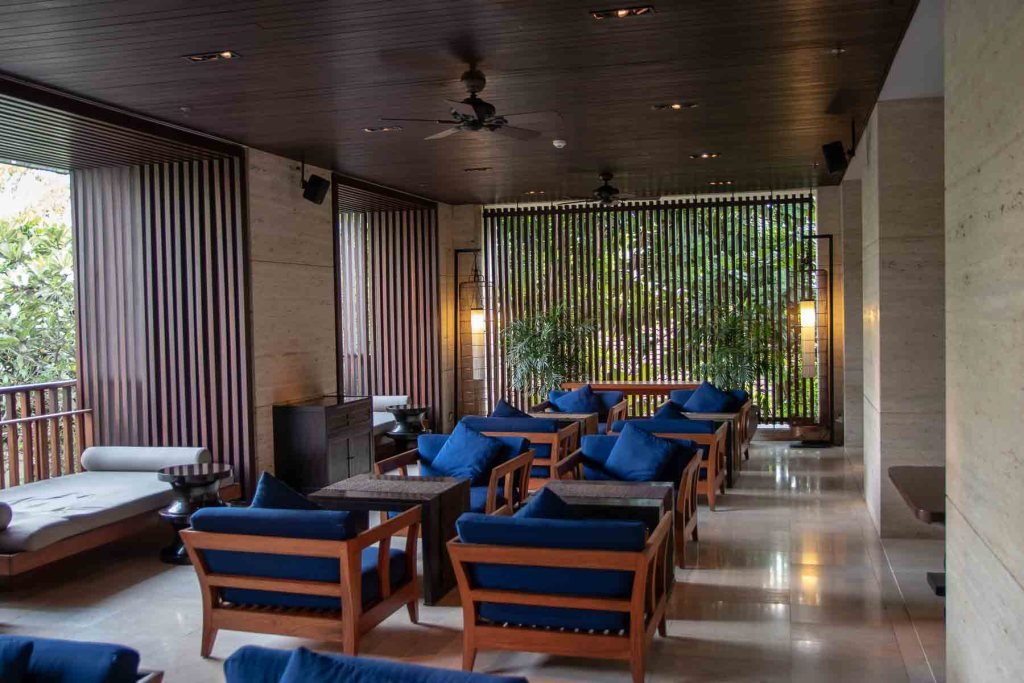 Conrad Bali Resort Executive Club Lounge-3