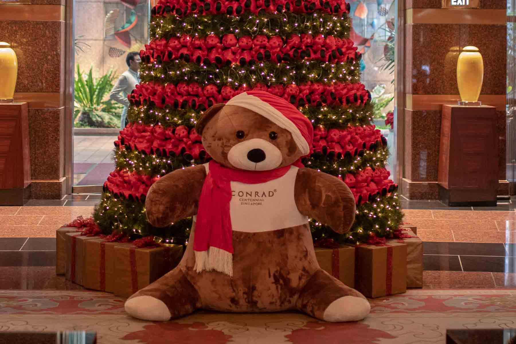 Conrad Singapur Weihnachten-2