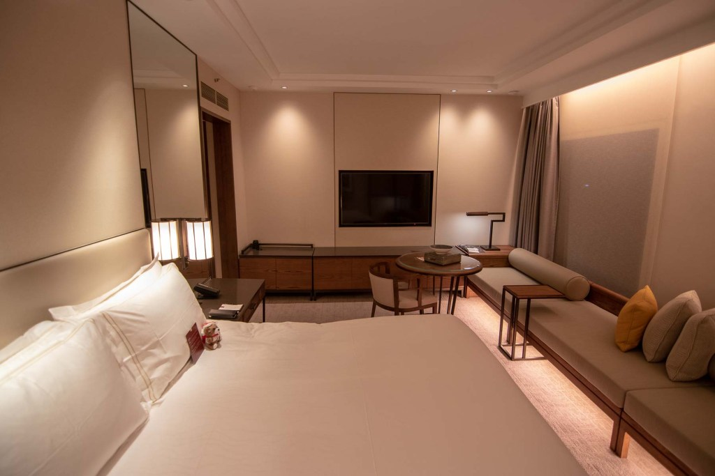 Conrad Singapur Zimmer Grand Deluxe King-2