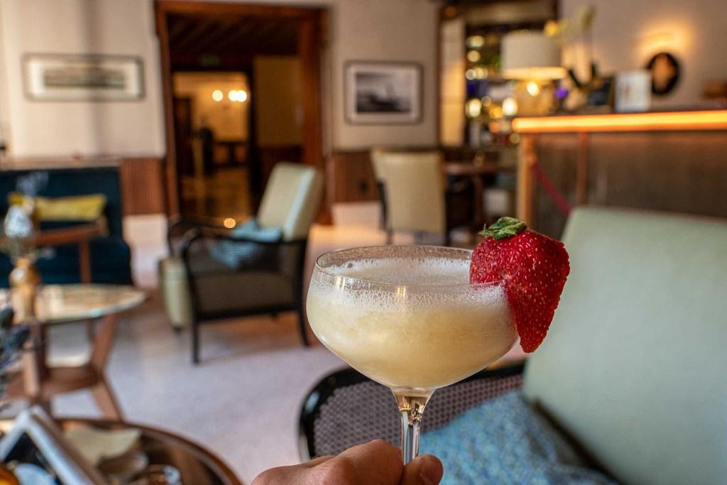 Grand Hotel Dei Dogi Bar Cocktail Bellini The Travel Happiness-2