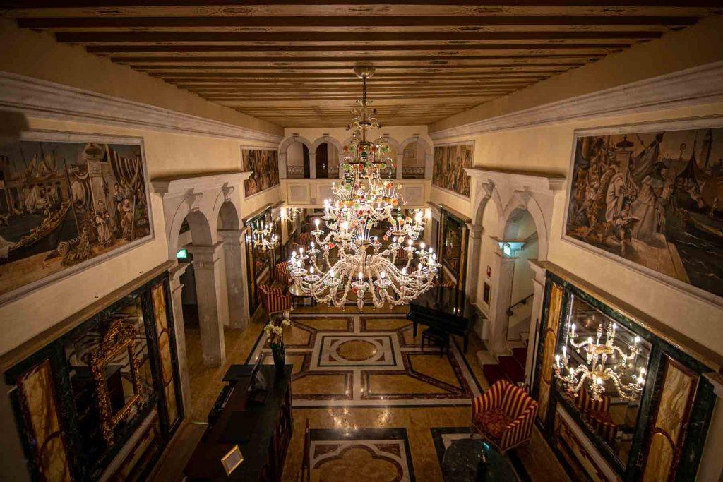 Grand Hotel Dei Dogi Lobby und Rezeption The Travel Happiness-2