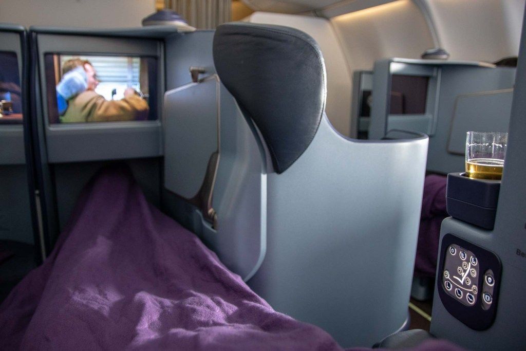 Malaysia Airbus A330-200 Business Class Flime TV Shows und Lieder-5