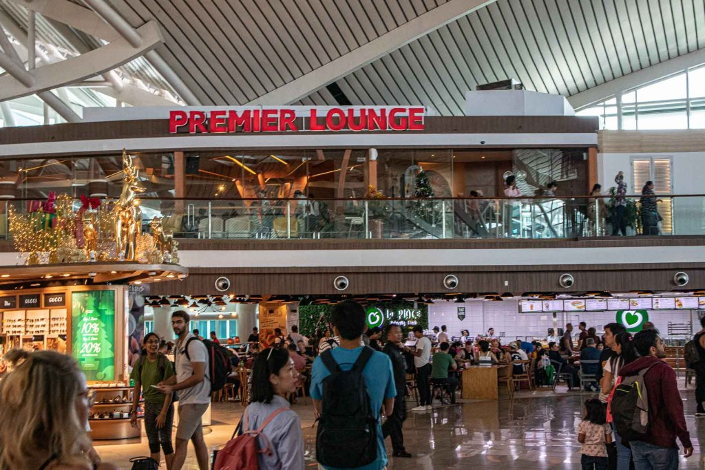 Priority Pass Lounge Denpasar Bali Premier Lounge