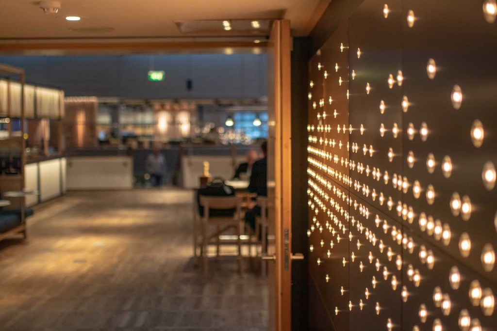 SAS Gold Lounge Kopenhagen-9
