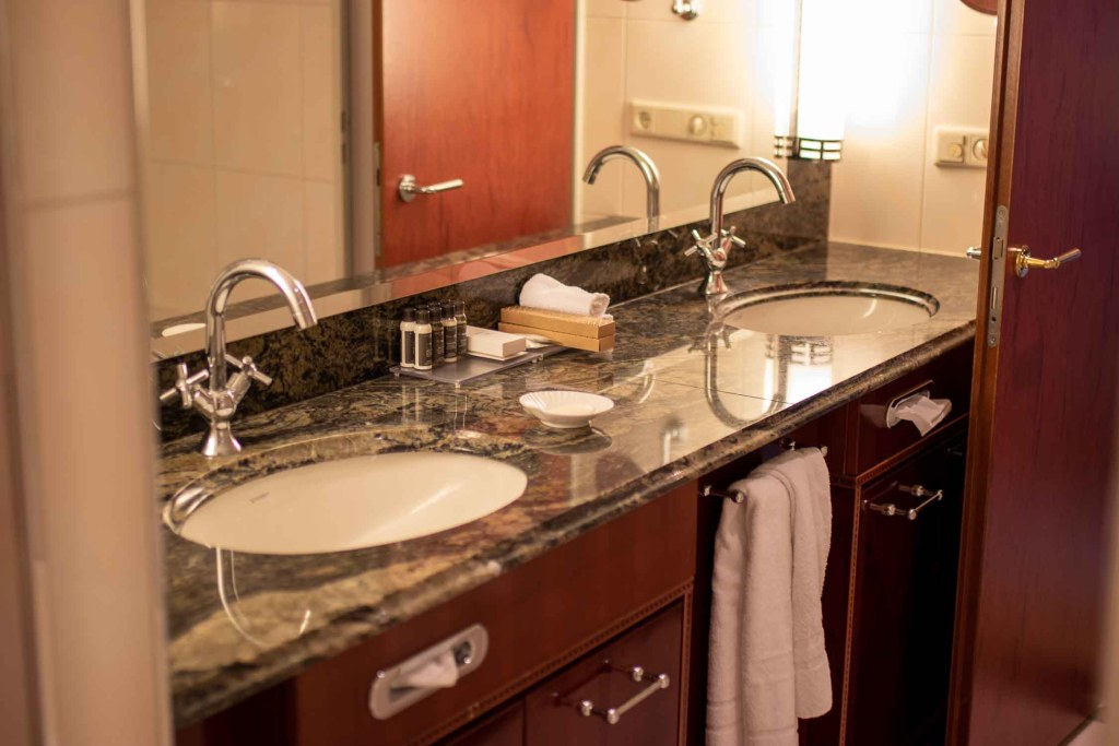 Executive Suite JW Marriott Hotel Berlin Erfahrungsbericht