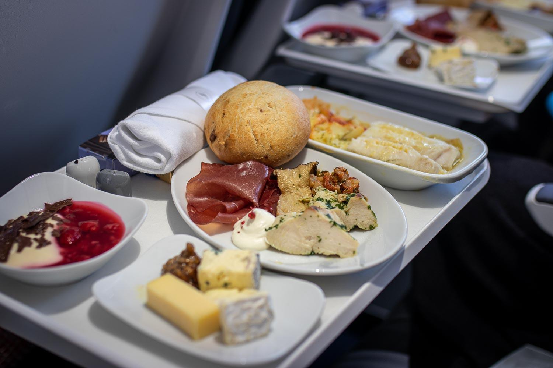 Lufthansa Business Class Airbus A320neo-2