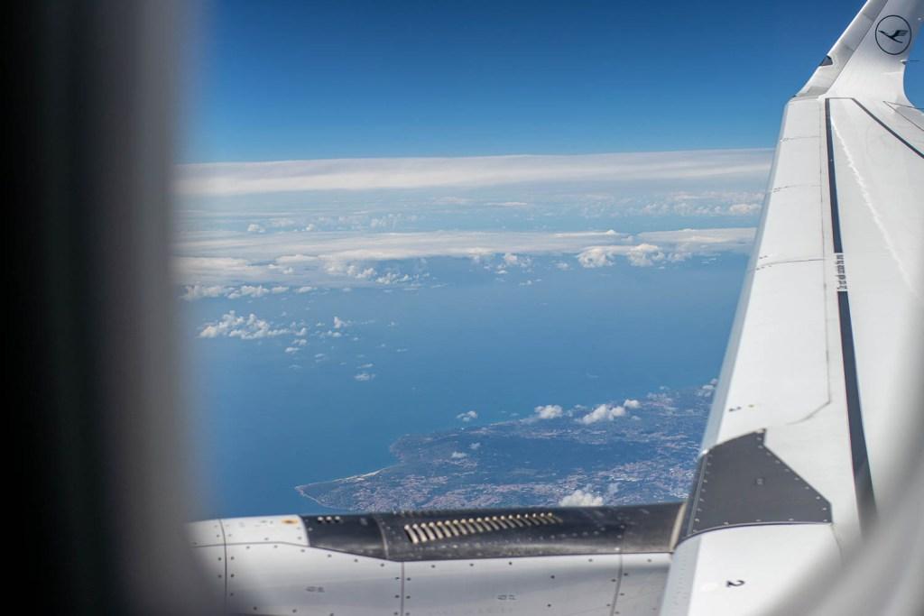 Lufthansa Business Class Teneriffa Service-4
