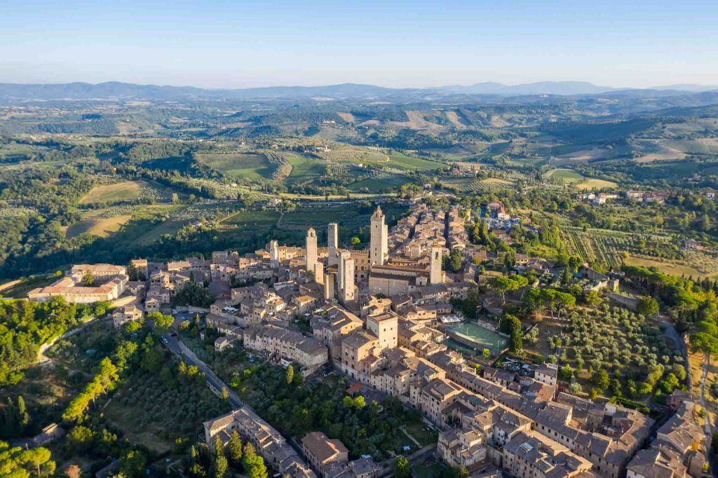 San Gimignano Sehenswürdigkeiten Toskana Roadtrip