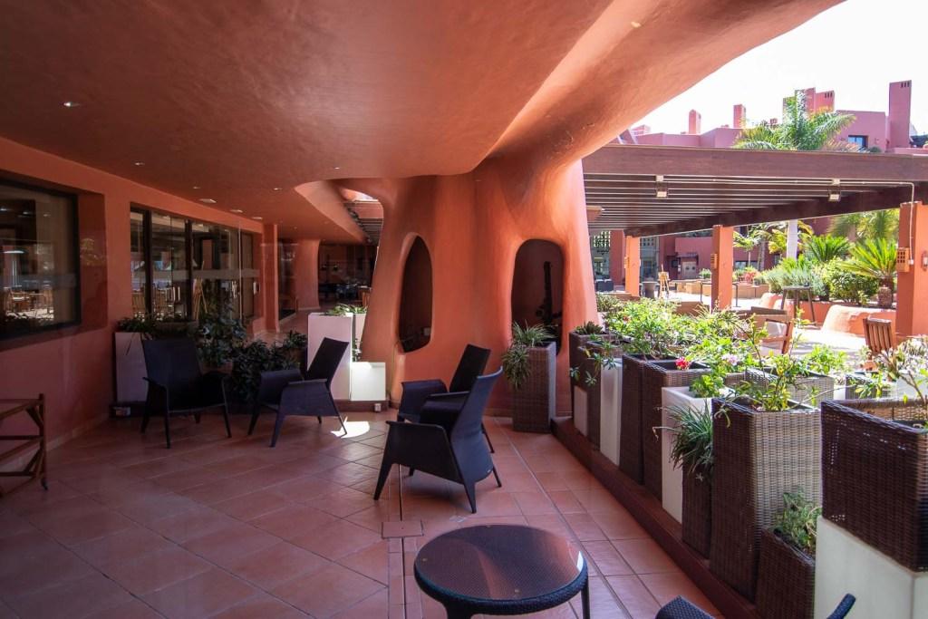 Sheraton La Caleta CLub Lounge-2