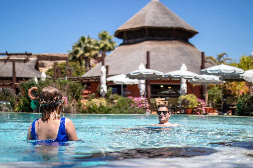 Sheraton La Caleta Pool-2