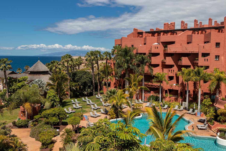 Sheraton La Caleta Teneriffa Marriott_