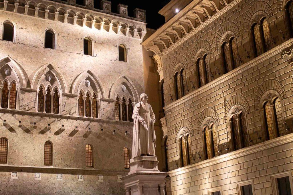 Siena Sehenswürdigkeiten Toskana Roadtrip