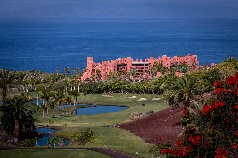 Ritz Carlton Abama Luxus Hotel Teneriffa