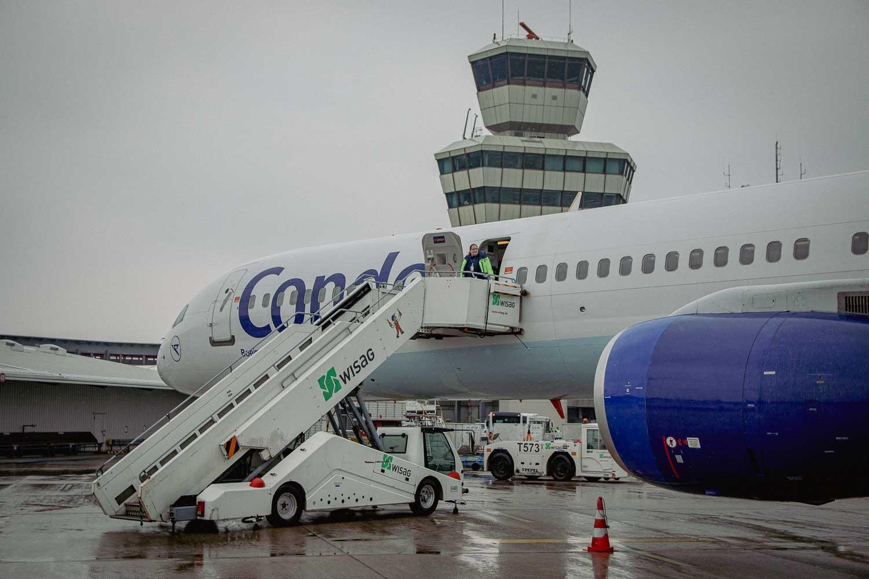 Condor Business Class in Europa