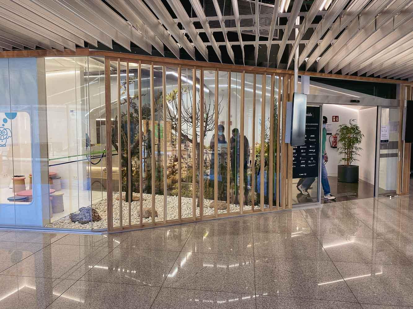 Flughafen Lounge Palma Priority Pass Sala VIP Valldemossa-12