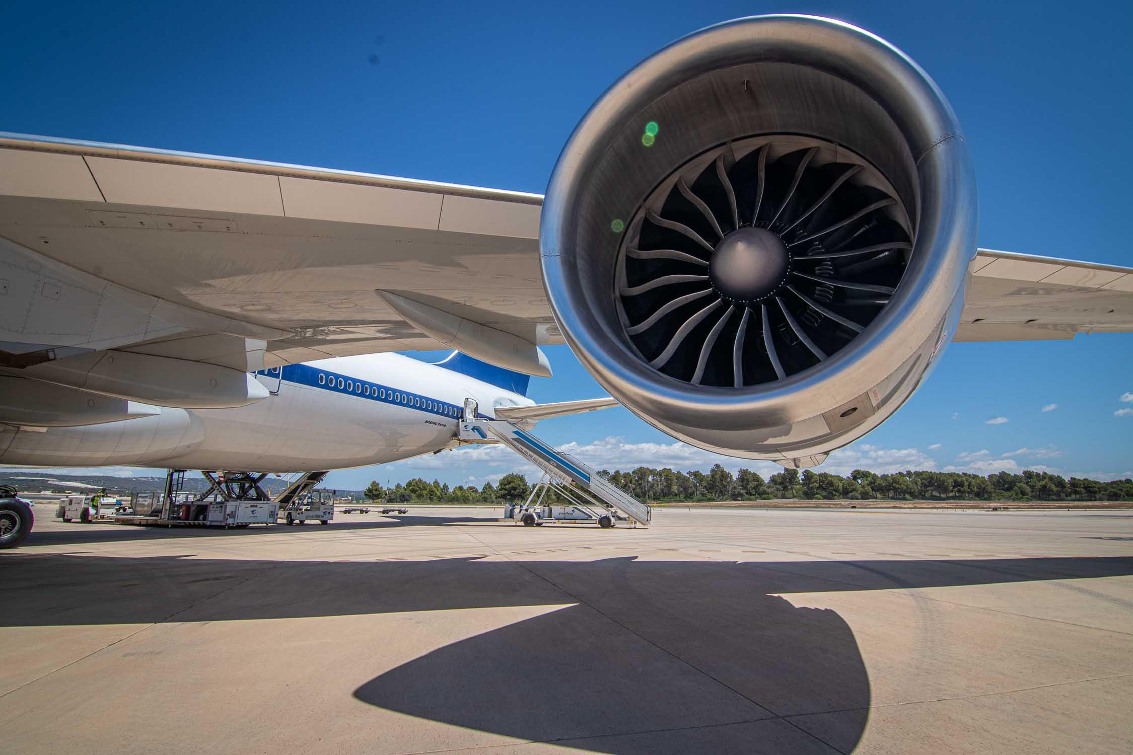 Lufthansa Boeing 747-8 Palma-5