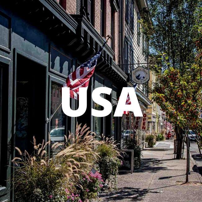 Reiseziel USA