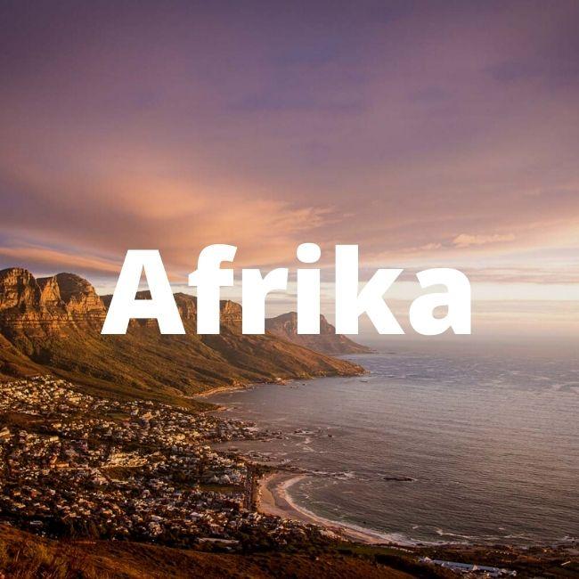 Reiseziel Afrika