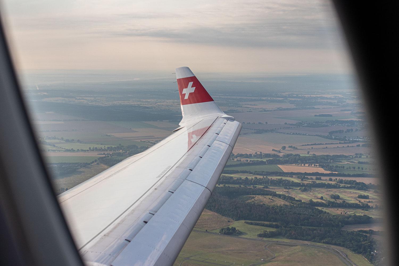 Swiss Airbus A220 Business Class Berlin_-2