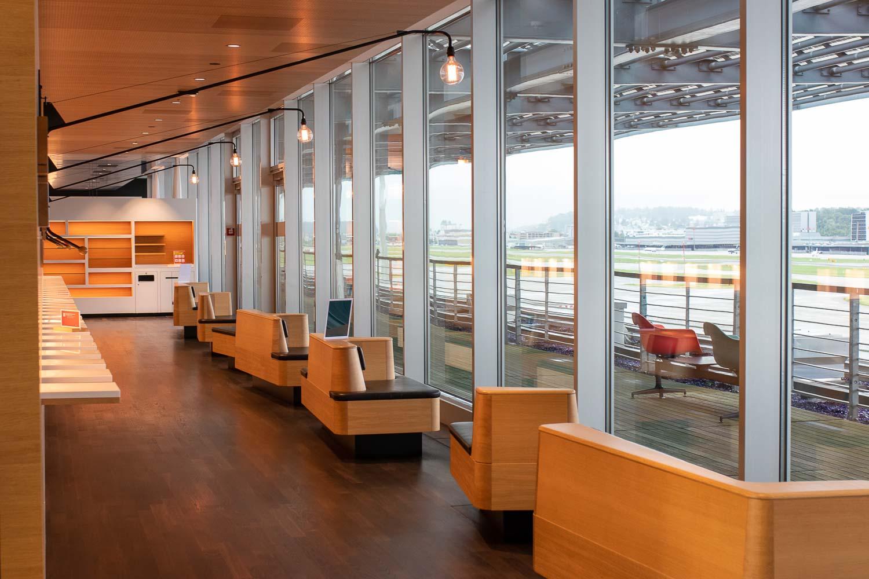Swiss Senator Lounge Dock E Zürich