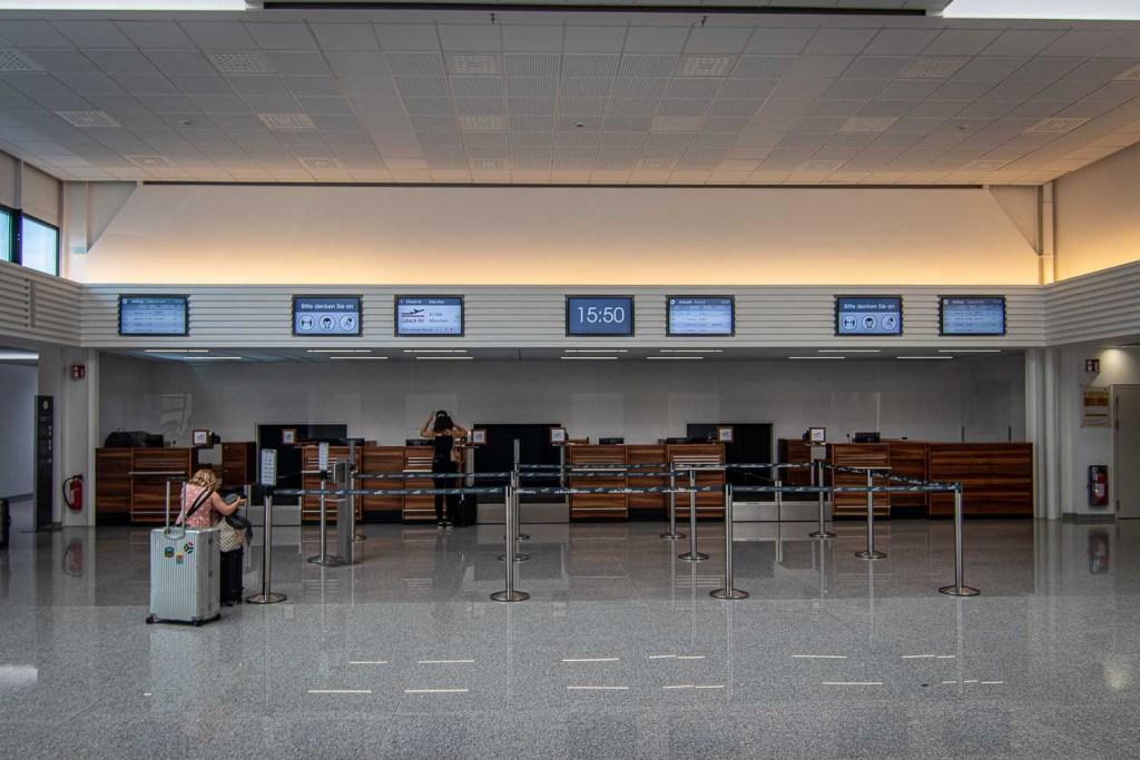 Flughafen Luebeck-2