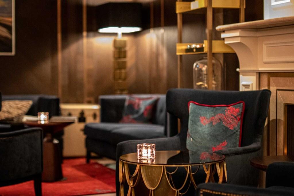 Hotel Atlantic Hamburg Atlantic Bar-8