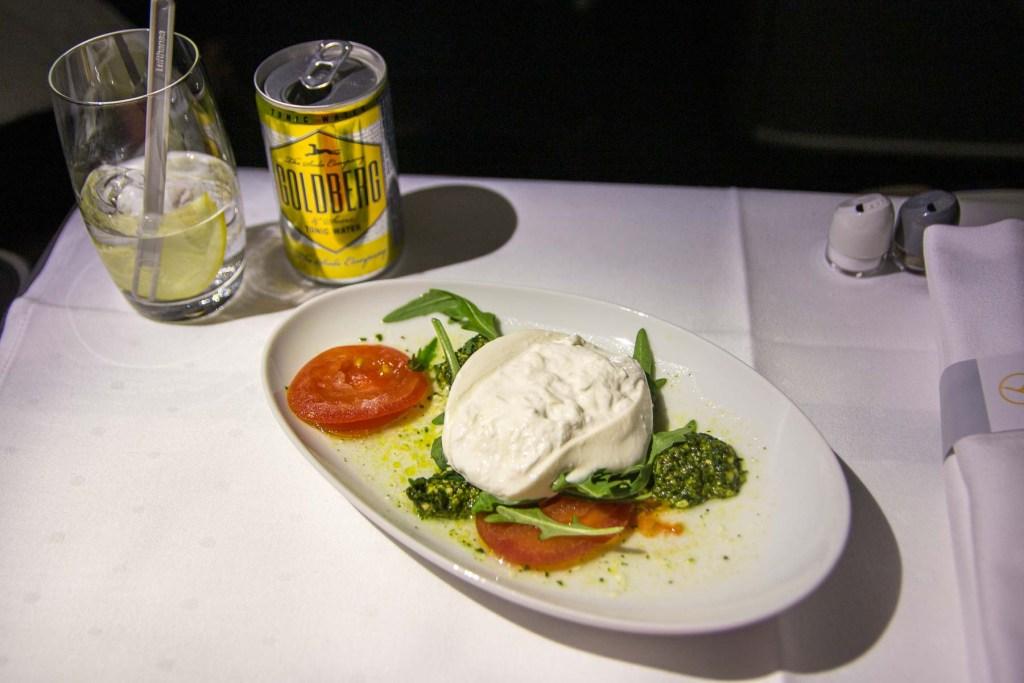 Lufthansa Business Class Johannesburg Essen