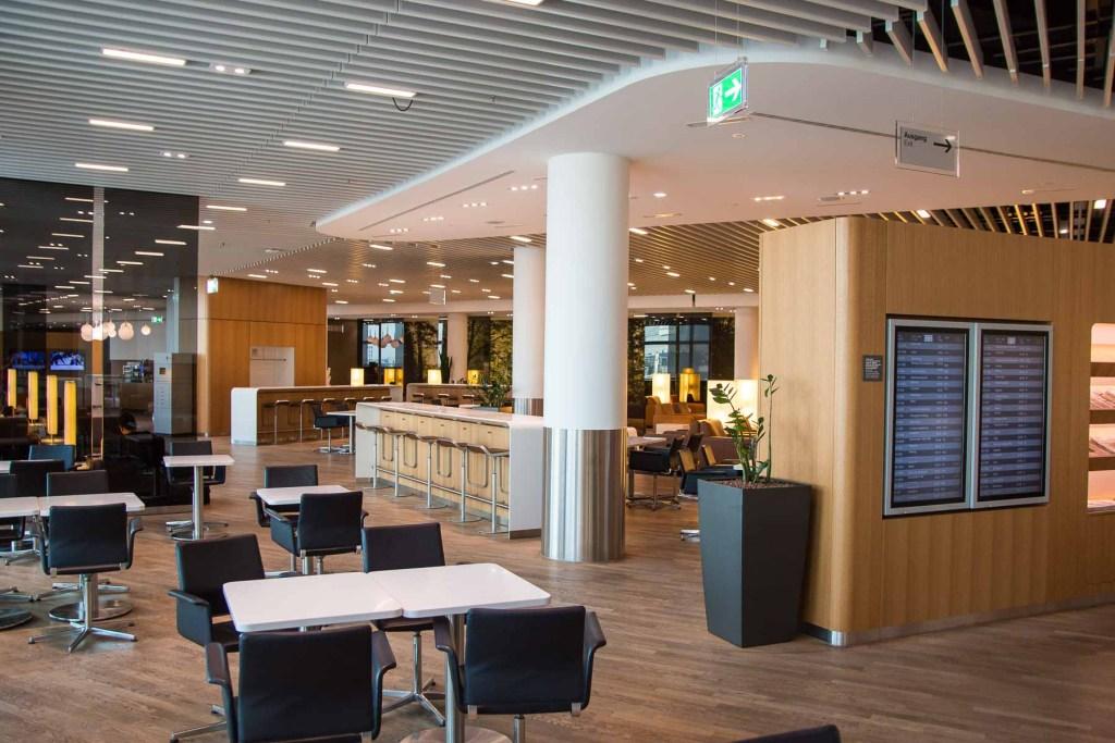 Lufthansa Senator Lounge Frankfurt Z Gates