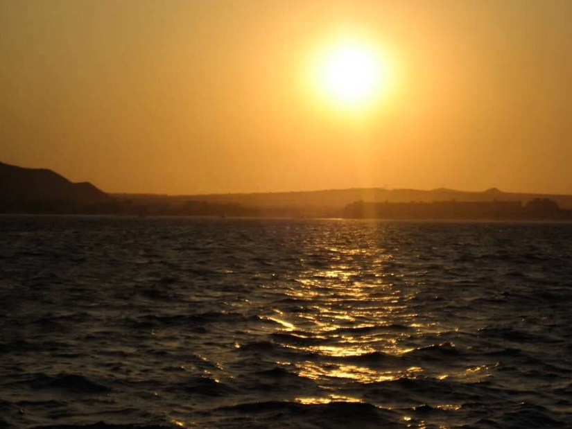 Cabo San Lucas, Pacific Sea