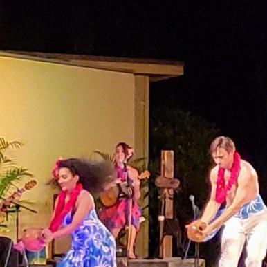 Luau at Hale Koa Hotel